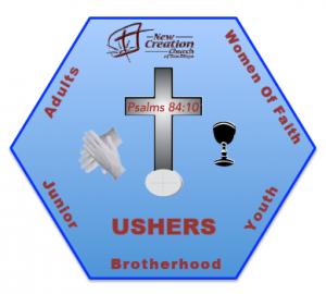 usher logo