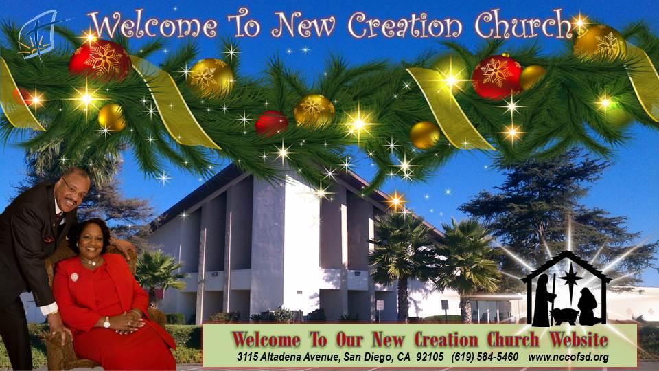 NCC Christmas Website