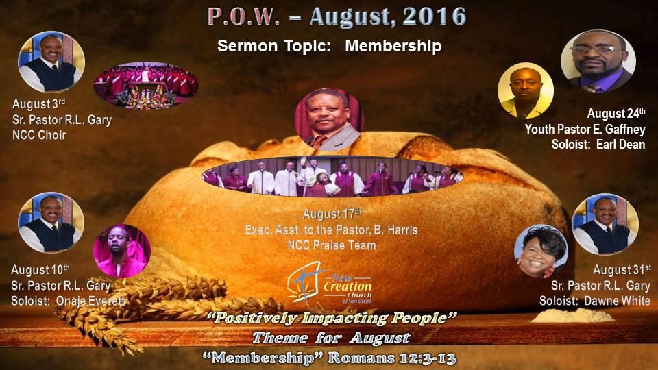 POW August