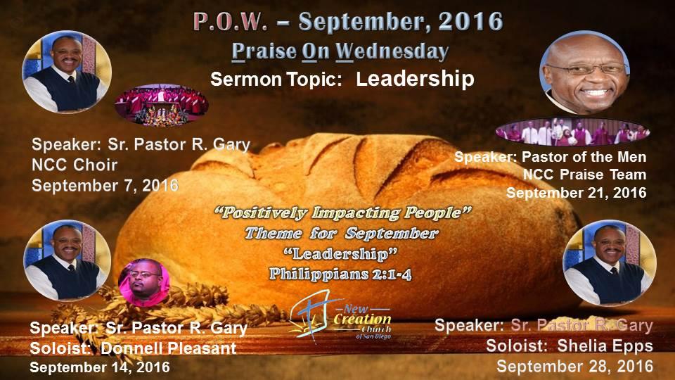 POW Revised Sept 2016
